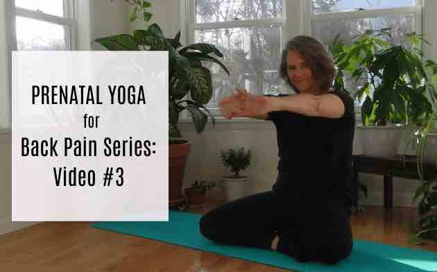 Yoga for Your Back Series: Video #3