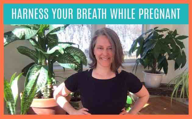Breathing to Bring Calm into Pregnancy